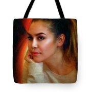 Lauren Luna Tote Bag