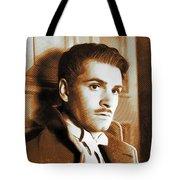 Laurence Olivier, Movie Legend Tote Bag