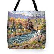 Laurentian Hills Tote Bag