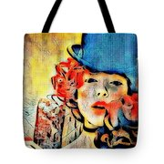 Lautrec Homage Tote Bag