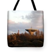Lauttasaari Water Tower Tote Bag