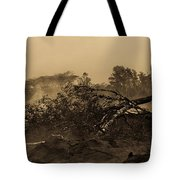 Lava Devastation  Tote Bag