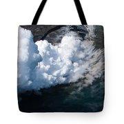 Lava, Meet Ocean 2 Tote Bag