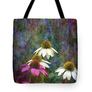 Lavender And Cones 1636 Idp_2 Tote Bag