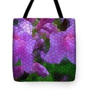 Lavender Azaleas Tote Bag