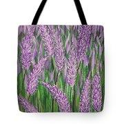 Lavender Blooms Tote Bag