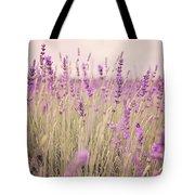 Lavender Blossom Tote Bag
