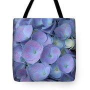 Lavender Blue Hydrangea Tote Bag