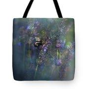 Lavender Field II Tote Bag