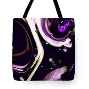 Lavender Flow Tote Bag