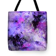 Lavender Gardens Tote Bag