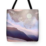 Lavender Night Tote Bag