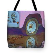 Lavender Reflections Tote Bag