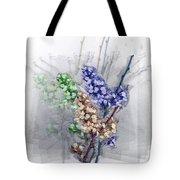 Repose In Lavender  Tote Bag