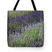 Lavender Sea Tote Bag
