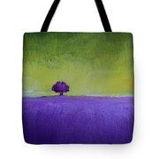 Lavender Valley Tote Bag