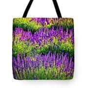 Lavenderous Harmony Tote Bag