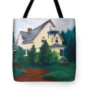 Lavern's Bed And Breakfast Tote Bag