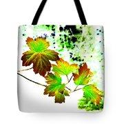Lavish Leaves 4 Tote Bag