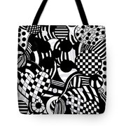 Law Of Polarity Tote Bag