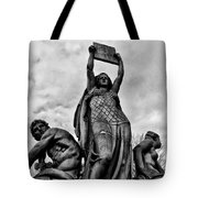 Law Prosperity And Power  Tote Bag