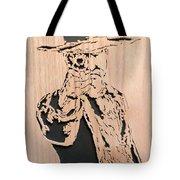 Lawman Tote Bag