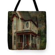 Lawton Home Tote Bag