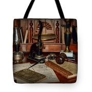 Lawyer - A Lawyers Desk Tote Bag