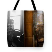 Lawyer - Always Taking Notes - 1902 - Side By Side Tote Bag