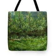 Lay You Down In Soft Dreams Tote Bag