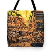 Layers Of Civilizations Tote Bag