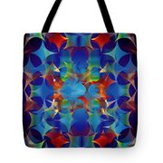 Layers Of Color 3 Tote Bag