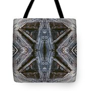 Layers Of Ice #1 - Mount Monadnock Tote Bag