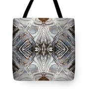 Layers Of Ice #2 - Mount Monadnock Tote Bag