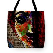 Layers Of Meaning Tote Bag