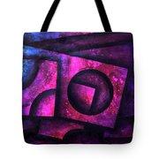 Layers Of Pandora Tote Bag