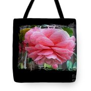 Layers Of Pink Camellia Dream Tote Bag