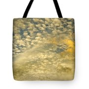 Layers Of Sky Tote Bag