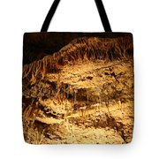 Layers Of Time - Cave Tote Bag