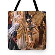 Lazarus, Come Forth Tote Bag