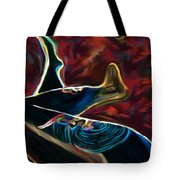 Lazy Autumn Night Tote Bag