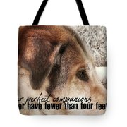 Lazy Day Quote Tote Bag