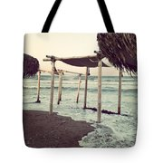 Lazy Monday By The Sea Tote Bag