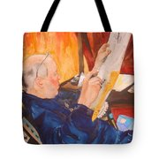 Lazy Sunday Morning Tote Bag