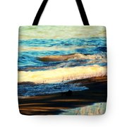 Lazy Waves Tote Bag