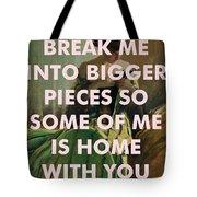 Lcd Soundsystem Art Print Tote Bag