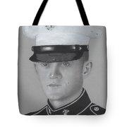 Lcpl Nicholas Anderson Tote Bag