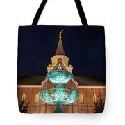 Lds Provo City Center Temple 2 Tote Bag