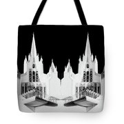 Lds - Twin Towers 1 Tote Bag