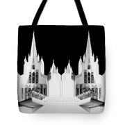 Lds - Twin Towers 2 Tote Bag